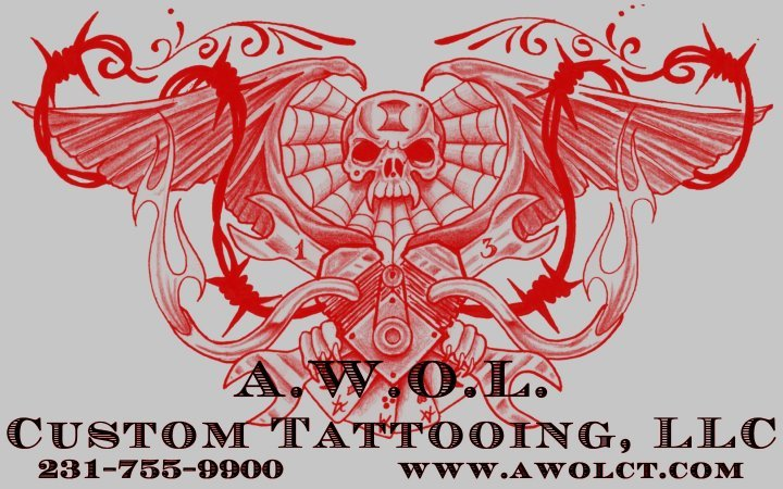 A.W.O.L. Custom Tattooing