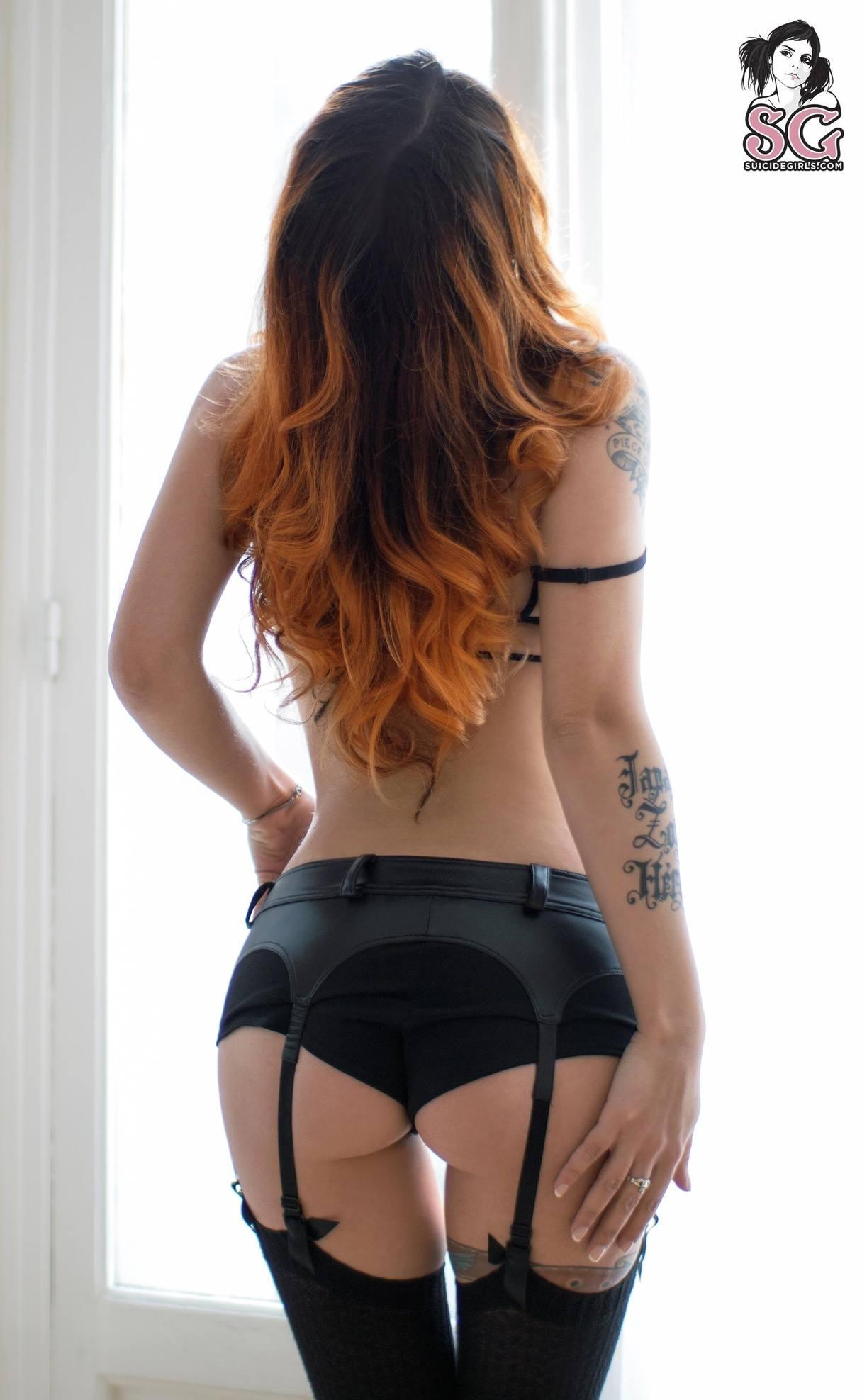 back view nice garters