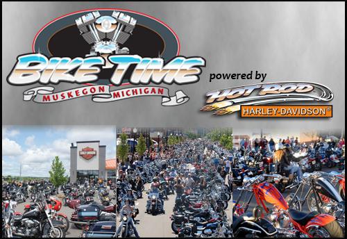 Muskegon Bike Time 2015 Day 0