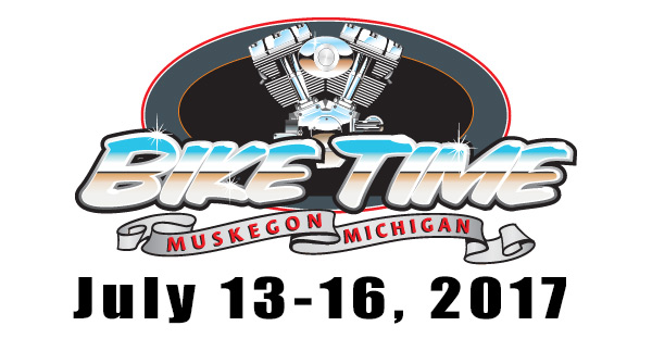 Muskegon Bike Time Sunday July 16, 2017