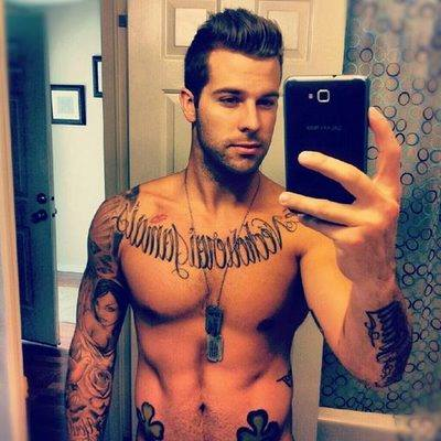 Hot Tattoo Men