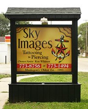 Sky Images Tattooing