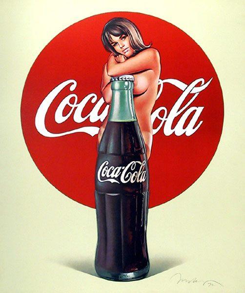Coke Ramos ad